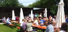 Radlerfest Bild